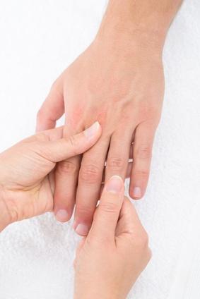 Fingermittelgelenksarthrose - Bouchard-Arthrose