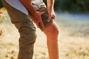 Gelenkverschleiß und Schmerzen